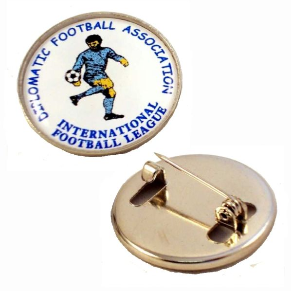 Round Standard Quality Badge,